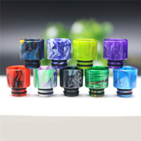 Hot TFV8 drip tip Clearomizer Mouthpiece 510 Thread Epoxy Re...