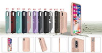 Caso aperto New Presidio para iPhone 11 X telefone celular max pro alta qualidade caso protetor Choque de absorção de Capa para iPhone mais com pacote