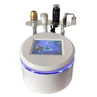 4in1 새로운 초음파 주름 제거 레이다 선 얼굴 마사지 기계를 피부 vmax 기계를 조이십시오
