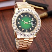relogio Gold Luxury Men Automatic Iced Out Watch Mens 2019 W...