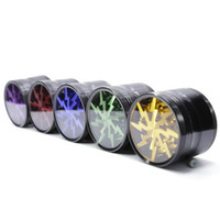 Herb Grinder Smoking Grinders 4 Layers Tobacco Grinder Alumi...