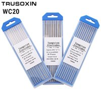 10 pcs Gray Code 175MM Cerium Tungsten Electrode Head Tungst...