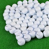 The new golf ball standard competition will be used to absor...