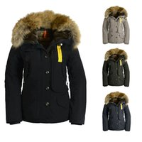 DHL Free Shipping Hot Sale Winter Warm Hiking Luxur Down Jacket Parajumpers Women DORIS-BLACK Women Down Jacket For Women Parka Down Jacket