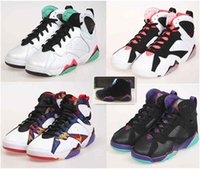 7 Basketball Shoes 2018 High quality Children Boys Girls Bab...