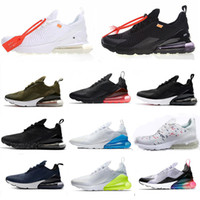 270 Men Running Shoes For Women Sneakers Trainers Male Sport...