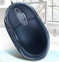 Mini USB Laptop computadora de escritorio Optical Wired Home Office mouse