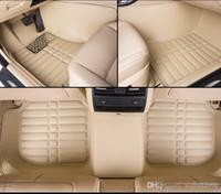 Hohe Qualität Auto Fußmatten für Mercedes Benz M ML GLE Klasse W164 W166 250 300 320 350 400 450 500 550 Teppiche Auto Styling Teppich