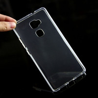 2pcs Ultra Thin Clear Transparent Soft TPU Cover for Huawei ...