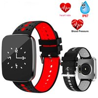 Waterproof Smart Band Fitness Tracker Bracelet Sports Wristb...