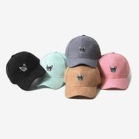 2018 горячие продажи snapback шляпы для мужчин и женщин мода бейсболка мужская женская дизайнер шляпа Марка casquette gorras собака фотография милый стиль