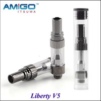 Authentic Itsuwa Amigo Liberty V5 Tank Pyrex Glass Atomizer ...