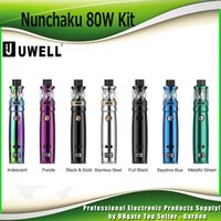 Original Uwell Nunchaku Starter Kits 80w TC Nunchaku Mod and...