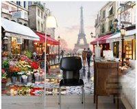 3d wallpaper custom photo non- woven mural wall sticker pictu...