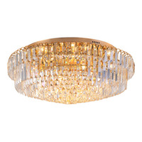 Postmodern crystal ceiling chandeliers lamps modern fashion ...