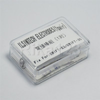 ILSINTECH EI-21 Elektrode Swift-S3 Swift-S5 Optische Faser Fusion Splicer Spleißmaschine Elektroden Rod 1 Paar