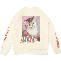 New Arrival Heron Preston Angel Sweatshirt Men Women Lovers ...
