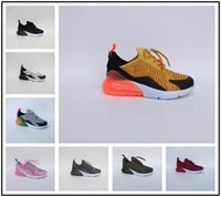 new products 8f902 9f37f nike air max airmax 270 Infantil 270 niños zapatos para correr Negro Blanco  Dusty Cactus 27c