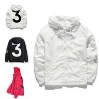 Herrenmode-Jacke Hip Hop Windjacke Mode Designer Jacken Männer Frauen Streetwear Oberbekleidung Mantel Hohe Qualität