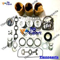 3TN75L 3TN75 3TN75E overhaul rebuild kit For Yanmar engine Y...