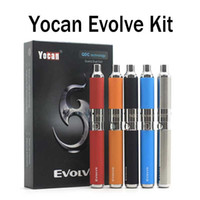 Yocan Evolve Kit Wax Vaporizer Vape Pen Kits 5 Colors E Ciga...