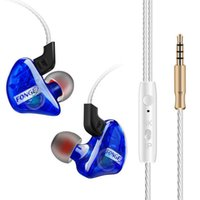 Super Bass Earphones with Microphone for Running Computer Sp...