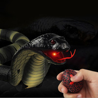 Newest RC Snake Naja Cobra Viper Remote Control Toy Infrared...