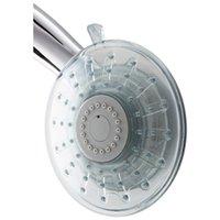 Sensore di temperatura a 3 colori Multiple Spray Pattern LED Doccia Spray Head