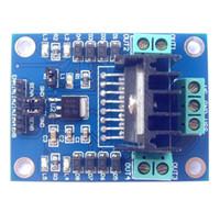 módulo del tablero de conductor del motor de L298N L298