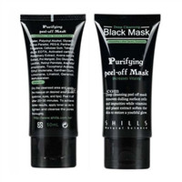 Best Shills Black Purifiant Masque purifiant Nettoyage en profondeur Science naturelle Tous types de parents Dissolvant comédons Livraison RAPIDE 50 ML