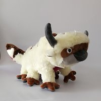 Hot Sale 45cm Appa Avatar Last Airbender Plush Stuffed Doll ...