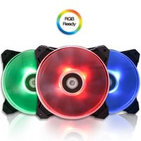 ID- COOLING 12cm PWM fans SF- 12025- RGB TRIO for computer case...