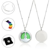 New Arrival Aromatherapy Essential Oil Diffuser Necklace~Pen...