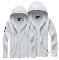 Freies Verschiffen! Lovers Hoodies wholesale Markenpolo Hoodies und Sweatshirts 100% Baumwolle großes Pferd Lovers Hoodies Jacken, Tropfenverschiffen