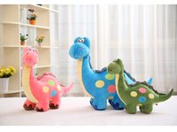 Dinosaur Plush Toys Baby Stuffed Animals Toys Gifts 35cm Sof...