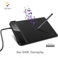 The XP- Pen G430 4 x 3 inch Ultrathin Graphic Drawing Tablet ...