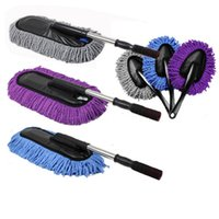 Car Master wax brush set dust clean brush for car Wash beaut...