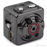 Full HD MINI 카메라 1080P 야간 외안 보모 마이크로 캠 동작 감지 디지털 캠코더 레코더 SQ8