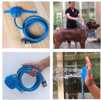 Pet Bath Shower Water Sprayer Pets Supplies Bathing Cleaner ...