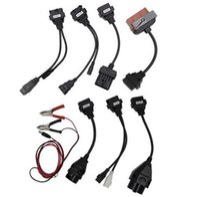 8in1 автомобильный диагностический интерфейс OBD2 автомобильные кабели для DS150e TCS CDP Pro сканер
