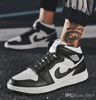 2018 trainer 1 High OG Game Royal Banned Shadow Bred Toe casual Shoes Athletic Men 1s Backboard shoes Silver Medal Sneakers