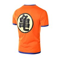 Legal Marca Dragon Ball Z T Camisa Dos Homens de Moda Masculina Casual T-Shirt de Manga Curta de Algodão Goku Anime Cosplay 3d T-Shirt Homme 4xl