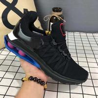outlet store ca4b6 6795e AAA + Zapatillas de running Hombre SH0X VC Gravitg zapatos hombre Triple  Negro Blanco Gris Zapatillas
