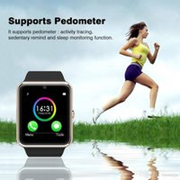 GT08 Sports Smart Watch With Camera Function Wristband Bluet...