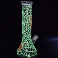 Different Designs Available Glow In The Dark Bong Straight T...