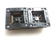 Enplas IC Test Gniazdo OTQ-100-0.5-11 QFP100PIN 0.5mm Pitch Burn In Gniazdo