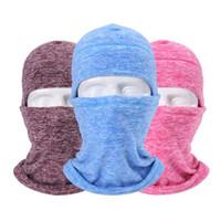 Sport Halstuch Verdickt Reitmütze Thermische Warme Schal Ski Mask Cap Face Cover Beanie Balaclava Hood Multifunktions