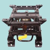 Suspensión de aire Amortiguador + Fore / ajuste longitudinal del asiento para el operador de la excavadora, camiones, coches y ninguna orden mínima Freeshipping