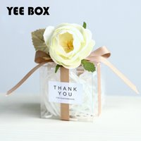 20pcs lot candy boxes wedding gifts for guests wedding  fest...