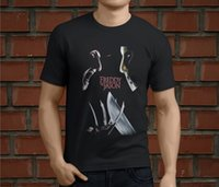 Hot Freddy Krueger Vs Jason Men' s Black T- Shirt Size S-...